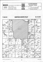 Map Image 009, Adair County 1992