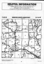 Map Image 034, Adair County 1992