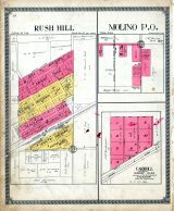 Rush Hill, Molino P.O., Carroll, Audrain County 1918