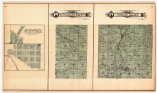 McDowell, Township 22 Range 29, Washburn, Barry County 1909