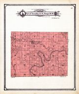 Township 21 Range 26, Eagle Rock, Barry County 1909