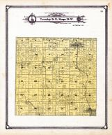 Township 24, Range 28, Purdy, Butterfield, Barry County 1909