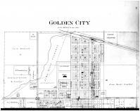 Golden City - Above, Barton County 1903