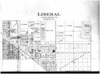Liberal - Above, Barton County 1903