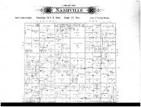 Nashville, Nashville Center - Above, Barton County 1903