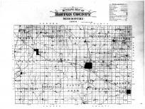 Outline Map, Barton County 1903