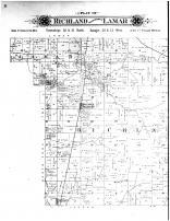 Richland and South Part of Lamar, Dublin, Beloit - Left, Barton County 1903
