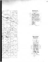 Richland and South Part of Lamar, Dublin, Beloit - Right, Barton County 1903