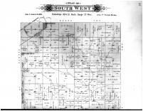 South West, Minden - Above, Barton County 1903