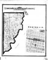Township 46 North Range 11 West, Central IA, Boone County 1875