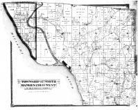 Township 47 North Ranges 13 & 14 West, Boone County 1875