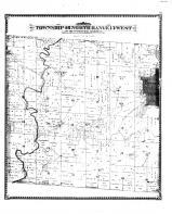 Township 48 North Range 13 West, Columbia, Boone County 1875