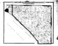 Township 48 North ranges 14 & 15 West, Boone County 1875
