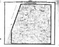 Township 49 North Ranges 14 & 15 West, Everet, Boone County 1875