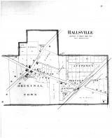 Hallsville, Boone County 1898