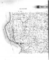 Township 46 North Ranges 11, 12 & 13, Ashland, SPencer, Wilton - left, Boone County 1898