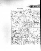 Township 47 North Ranges 11 & 12 West, Englewood, Deer Park  - left, Boone County 1898