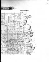 Township 47 North Ranges 11 & 12 West, Englewood - Right, Boone County 1898