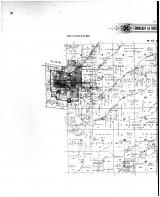 Township 48 NOrth Ranges 11, 12 & 13, Columbia, Harg  - left, Boone County 1898