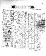 Township 48 North Ranges 12 & 13 West, Columbia , Boone County 1898