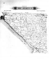 Township 48 North ranges 14 & 15 West, Rochebert, Midway, Boone County 1898
