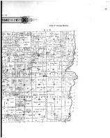 Township 49 North Ranges 11 & 12 West - right, Boone County 1898