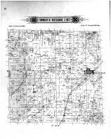 Township 50 North Range 12 West, Hallsville, Boone County 1898
