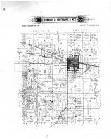 Township 51 North Range 11 West, Centralia, Boone County 1898