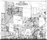 Middle Part Columbia - above, Boone County 1917