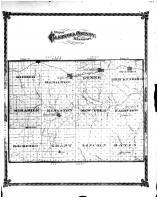 Caldwell County Map, Caldwell County 1876 Microfilm