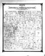 Grant, Township 55 North Range 28 West, Caldwell County 1876 Microfilm