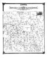 Kidder, Township Township 57 North Range 29 West, Caldwell County 1876 Microfilm
