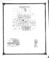 Kingston, Mirabile, Polo, Caldwell County 1876 Microfilm