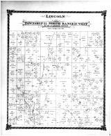 Lincoln, Township 55 North Range 27 West, Caldwell County 1876 Microfilm