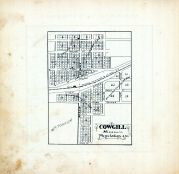 Cowgill, Caldwell County 1907 McGlumphy
