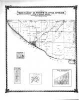 Township 44 North Range 11 West, Ellerslie, Concord, Mc Crede, New Bloomfield, Callaway County 1876