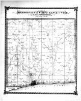 Township 45 & 46 North Range 7 West, Portland, Callaway County 1876
