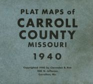 Cover Page, Carroll County 1940