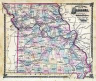 Missouri Railroad Map