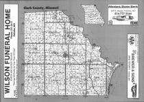 Index Map, Clark County 1993