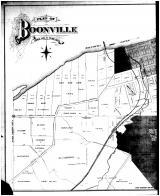 Boonville - Left, Cooper County 1877