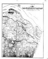 Townships 48 & 49 N Range 15 W, Missouri River, Cooper County 1877