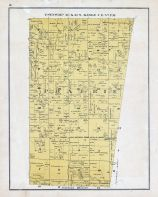 Township 40, 41 North, Range 2 East, Prairie, Franklin County 1878
