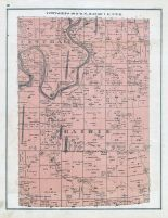 Township 40, 41 North, Range 1 East., Prairie, Central, Franklin County 1878
