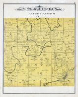 Township 42 North, Range 1 West., Central, Union, Franklin County 1878
