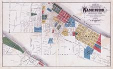 Washington - City, Franklin County 1878
