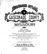 Title Page, Gasconade County 1913