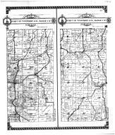 Townships 43 & 44 N Ranges 4 W, Gasconade County 1913