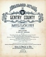 Title Page, Gentry County 1914