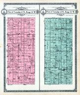 Township 61 N., Range 33 W, Island City, Gentry County 1914